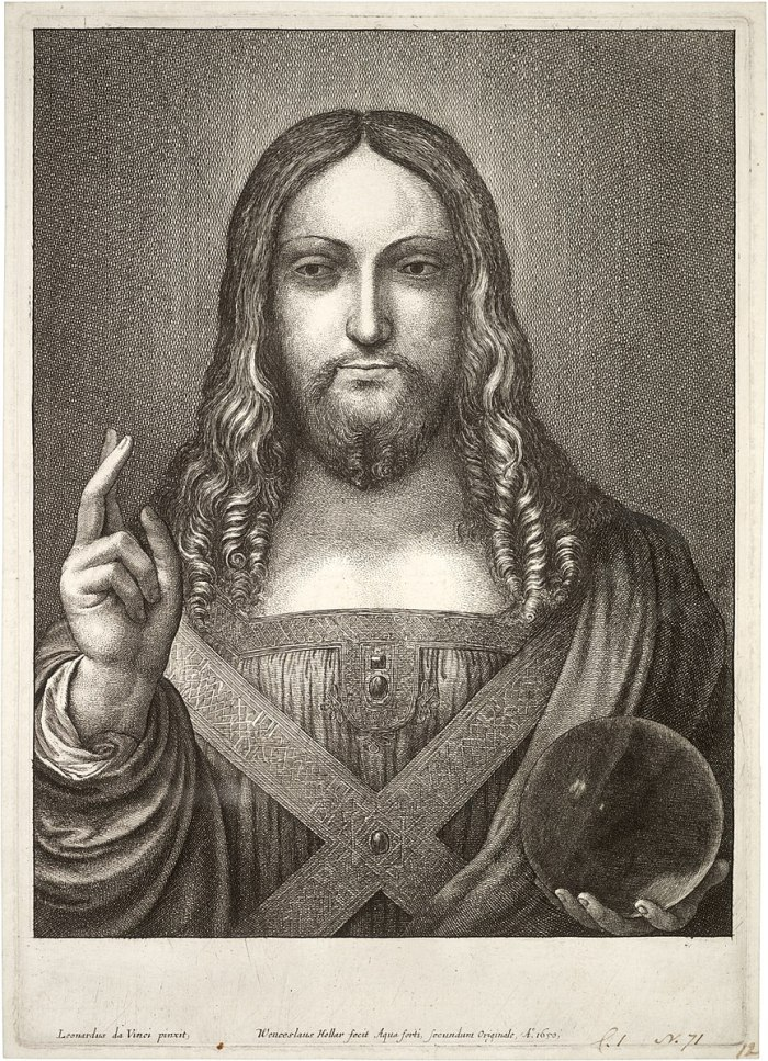 866px-Wenceslas_Hollar_-_Jesus,_after_Leonardo_(State_1)