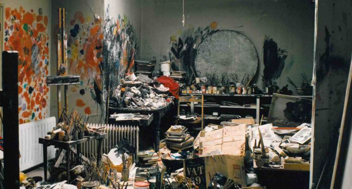 34_perry-ogden_photo-of-francis-bacon-reece-mews-studio