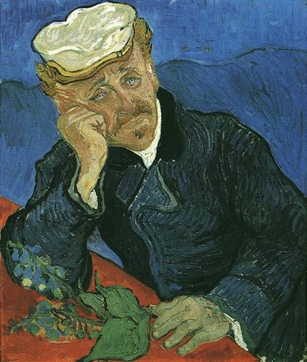 Portrait-of-Doctor-Gachet-Vincent-Van-Gogh-oil-painting-1