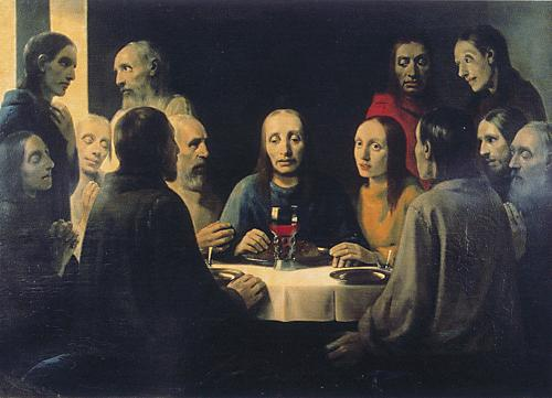 VMeegeren Last Supper