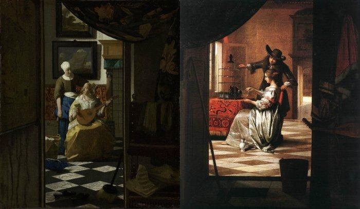 vermeer hooch