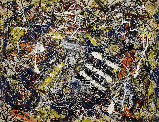 Jackson Pollock_Number_17A_1948